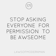 Awesomeness - own it
