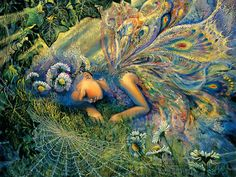 Sunbeam By. Josephine Wall