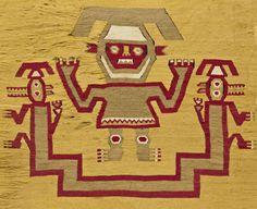 Una mirada moderna a los textiles precolombinos