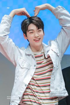 Sending ya'll the love from Soobin 💕💖💞💗💓 Soobin is like a bunny, he is so cute and lovely, look at his smile and dimples 😭💕 ⠀ 190306 K Pop, Kai, Rapper, V Bts Cute, The Dream, Sanha, Dimples, South Korean Boy Band, Pop Group