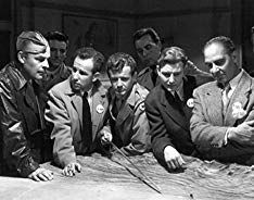 Hume Cronyn Brian Donlevy Joseph Calleia Tom Drake And Robert Walker In The Beginning Or The End 1947 Robert Walker Manhattan Project Film