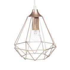 Lámpara de techo de metal H 22 cm MARX
