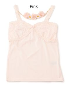 picture of LIZ LISA Flower Charm Camisole 3