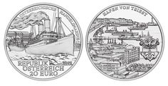 austrian money   Austria 20 Euro Coin