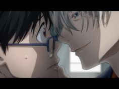 Wideo przedstawiające opening do Yuri!!! on Ice. Premiera anime 6 października.