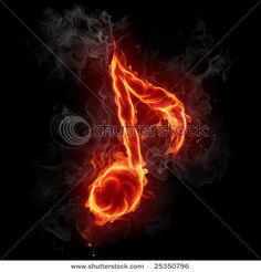 Fire Eighth Note