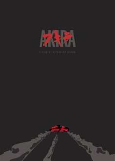 Cool AKIRA Poster Art by Ibraheem Youssef - News - GeekTyrant