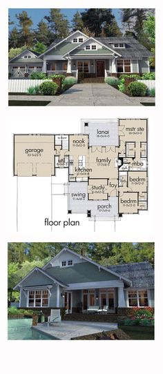Plan 16887wg 3 bedroom house plan with swing porch for Sip house plans craftsman