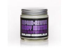 Raw Skincare Natural Body Butter - Repair & Revive 120ml