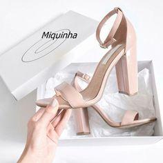 Fashion Line Buckle Style Block Heel Dress Sandals Pretty Beige PU Leather Open Toe Heels Elegant Women Comfy Date Shoes