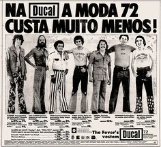 Ad Ducal Stores - River - 1972