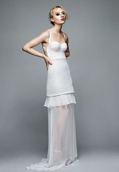 Topshop Launches New Bridal Collection.