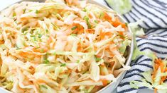 coleslaw recipe for pulled pork . coleslaw recipe no mayo . coleslaw recipe for fish tacos Coslaw Recipes, Veggie Recipes, Lunch Recipes, Real Food Recipes, Cooking Recipes, Easter Recipes, Chicken Recipes, Classic Coleslaw Recipe, Coleslaw Recipe Easy