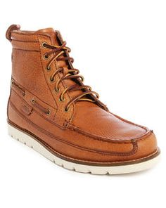 huge selection of fa68d 4e10b Boots Sidney Cuir Camel POLO Ralph Lauren