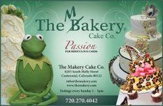 Makery Cake Co. - Colorado Wedding & Special Event Cakes and more