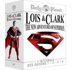 Loïs & Clark, les nouvelles aventures de Superman – L'intégrale des saisons 1 – 2 – 3 – 4