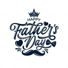 Happy Fathers Day, Lettering, Vector Freepik, Brushes, Hand Drawn Lettering, Event Posters, Happy Valentines Day Dad, Calligraphy, Letters