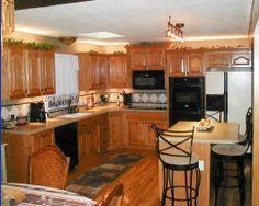 Kitchen Remodel by Standard Improvement Company #KansasCity