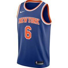 989701d0ca23 Nike Icon Swingman NBA Jersey - New York Knicks - Kristaps Porzingis