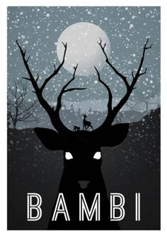 Bambi... stunning work