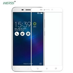 For Asus Zenfone 3 Laser ZC551KL Full Cover Tempered Glass Screen Protector For Asus Zenfone 3. Click visit to buy