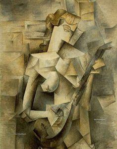 Georges Braque: Padre del cubismo - TrianartsTrianarts