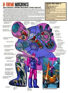 Sentinel http://www.alteregocomics.com/