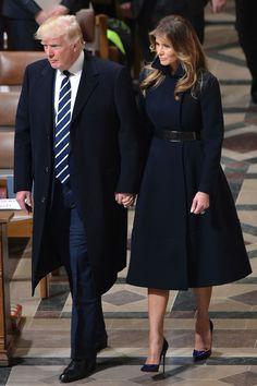 U.S. First Lady Melania Trump..