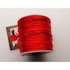 Cola de ratón 1,5 mm. roja