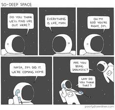 Blagues à caractère scientifique : une contribution en dessins ~ Sweet Random Science