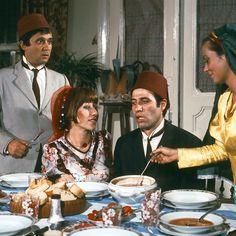 Halit Akçatepe, Ayşen Gruda, Kemal Sunal, Sevda Aktolga / Şabanoğlu Şaban / 1977