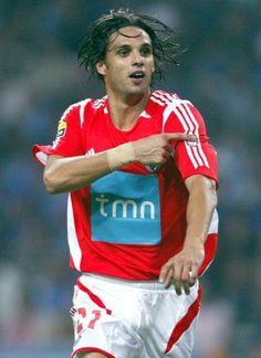 Nuno Gomes---- Benfica