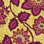 Joel Dewberry Heirloom Ornate Floral Garnet - VOILE [FS-VJD03-Garnet] - $9.95 : Pink Chalk Fabrics is your online source for modern quilting cottons and sewing patterns., Cloth, Pattern + Tool for Modern Sewists