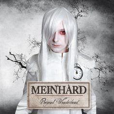 """http://polyprisma.de/wp-content/uploads/2015/06/meinhard_kleinbw_cover.jpg Meinhard - Beyond Wonderland: Verquerer und verquerer! http://polyprisma.de/meinhard-beyond-wonderland/ Eigentlich fange ich meine Rezensionen ja damit an, dass ich einen Überblick gebe, was für Musik euch mit der vorgestellten Scheibe erwartet. Aber hier – ein Debüt-Album, und auch wenn Meinhard es schon auf einige Sampler geschafft hat (z.B. die """"Machineries Of Joy"""" 5) könnte ich jetzt n"""