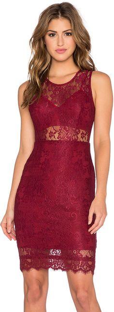 NBD x REVOLVE Showstopper Mini Dress