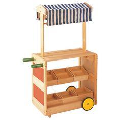 Blue Ribbon - Wooden Children's Furniture Kiosk