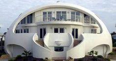 circle house