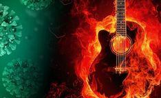 """Anti-Lockdown-Songs: Berühmte Sänger wachen auf - """"Steht auf und wehrt euch!"""" Van Morrison, Bill Of Rights, Gabe Brown, Eric Clapton, Lifestyle, Fighting Cancer, New World Order, Musicians, Constitution"""
