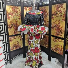 Don't u just love this outfit? African Maxi Dresses, Mix Style, Ankara Styles, Just Love, Patience, Fabrics, Blouses, Couture, Videos