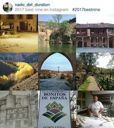 #bestnine2017 instagram @vado_del_duratón #Sepúlveda