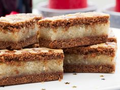 A European dessert recipe featuring Fair Trade organic light brown sugar combined with Fair Trade organic sugar and lots of spices