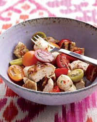 Chicken Caprese Salad Recipe