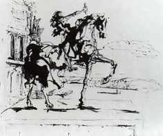 Salvatore Dali Drawings
