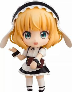 · Do you want anime Good Smile Is The Order A Rabbit Syaro Figure?  · This cool element is perfect for anime fashion. · Made from Finished PVC Coating. · Further genres of cosplay clothes related to diversified anime or Harajuku fashion can be founded in our store Moe Energy. Free Shipping for orders over $35 here!  #IsTheOrderARabbit #anime #cool  via @moeenergyofficial Anime Chibi, Kawaii Anime, Diamond Comics, Blue Haired Girl, Anime Store, Polymer Clay Figures, Anime Figurines, Popular Anime, Drawing Projects