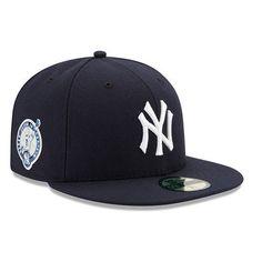 c4c6aaf7587344 Men s New Era Derek Jeter Navy New York Yankees Number Retirement 59FIFTY  Fitted Hat