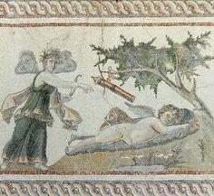 Mosaico museo Hatay (Turquía)