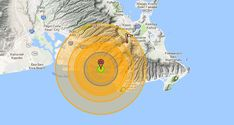 Planet Today News: Experts have shown what would happen with a real m... #Natural_catastrophe. Portal Nukemap published an assessment of the destruction and the victims in the event that the warning of a missile strike in #Hawaii was not a #mistake.