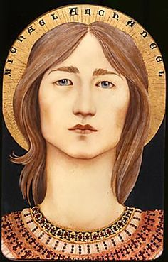 St. Michael the Archangel (artist Gloria Thomas)