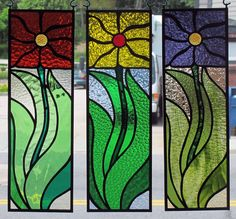 Stained Glass Projects from Bosgraaf Studio