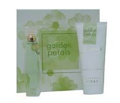 Fleurage Garden Petals by Perfumes Visari for Women 2 Piece Set Includes: 3.0 oz Eau de Toilette Spray   6.0 oz Perfumed Body Lotion ** Be sure to check out this awesome product.